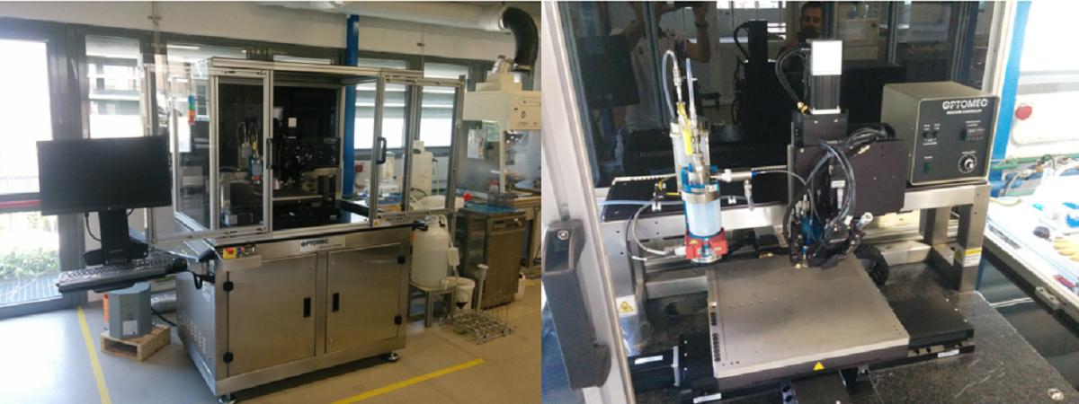 Aerosol jet printing